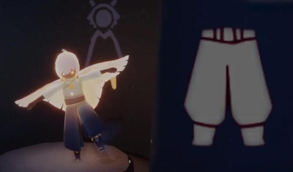 光遇火焰裤的始祖在哪里?火焰裤祖先位置图解[多图]