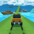 超级爬山车破解版游戏无限金币破解版