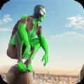 绳蛙忍者英雄无限金币无限生命最新破解版