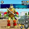 龟忍者英雄游戏安卓破解版