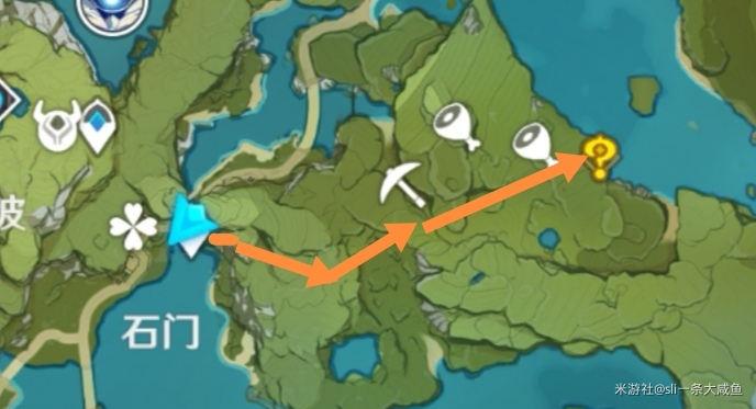 如何通过原神猎鹿第五天发送第五天任务路线策略