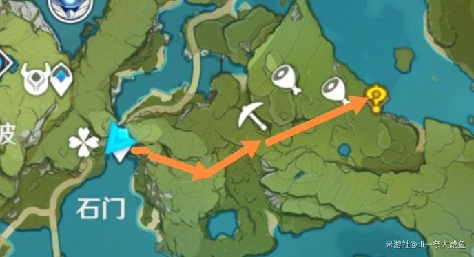 原神猎鹿急送第五天怎么过 猎鹿急送第五天任务路线攻略[多图]图片2