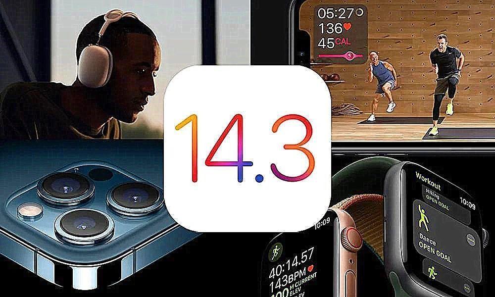 IOS14.3正式版发布时间12月15日:苹果ios14.3正式版内容一览[多图]图片1