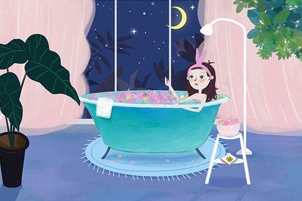 冬天普通洗澡会有什么后果?蚂蚁庄园