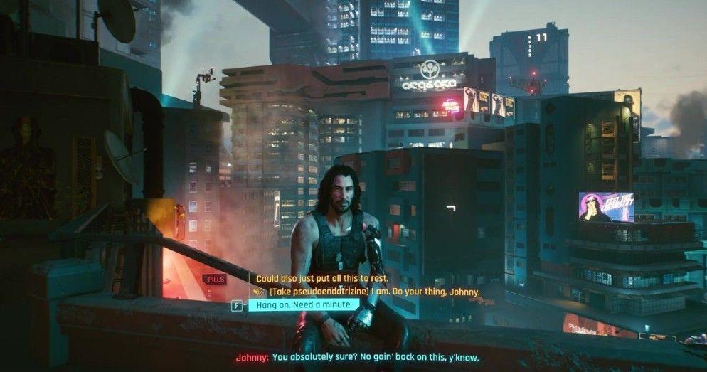 赛博朋克2077隐藏结局攻略:如何实现完美的隐藏结局[多图]