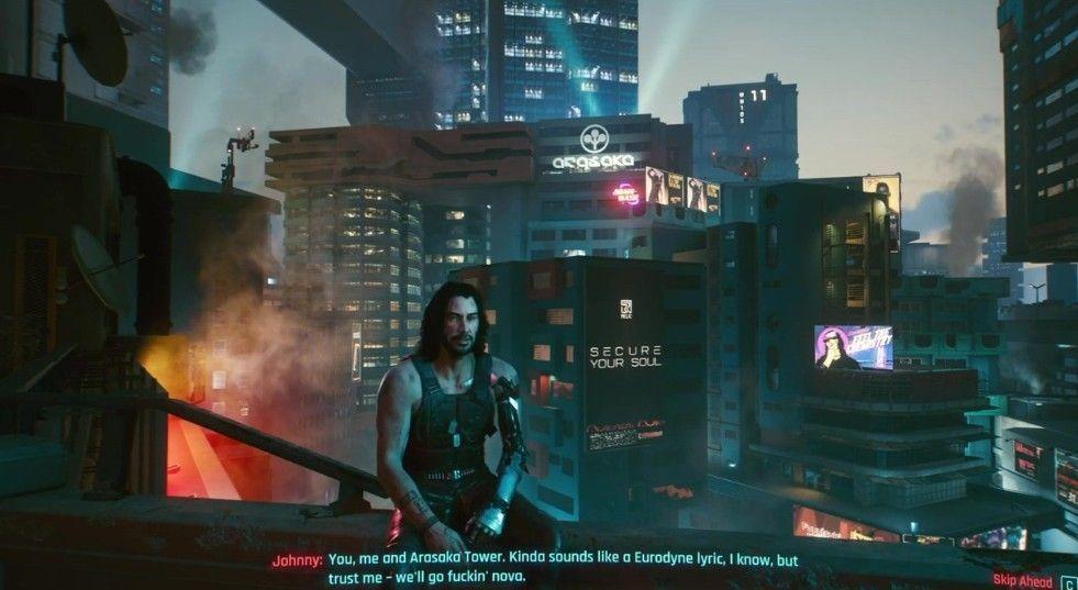 赛博朋克2077隐藏结局攻略:完美隐藏结局达成方法[多图]图片2
