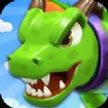 微信小游戏疯狂恐龙世界领红包