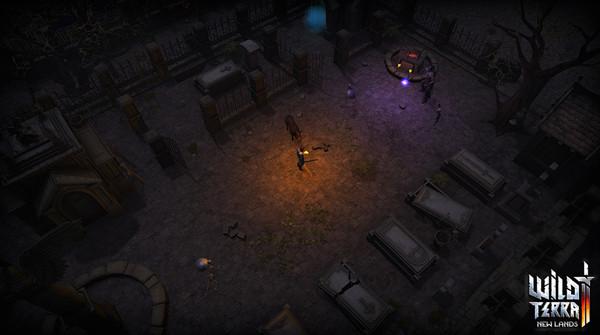 荒野之地2新大陆游戏中文手机版图2