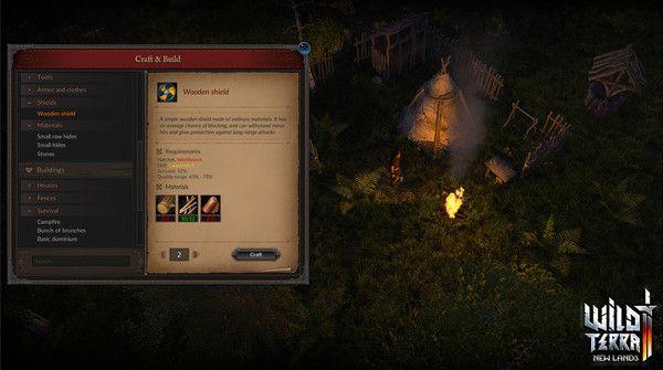 荒野之地2新大陆游戏中文手机版图1