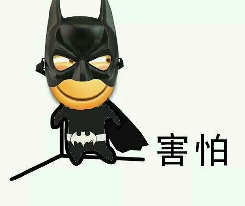 蝙蝠侠一觉醒来竟与世界为敌表情包无水印图片图3