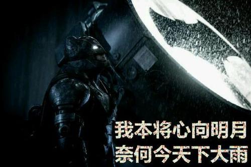 蝙蝠侠一觉醒来竟与世界为敌表情包无水印图片图2
