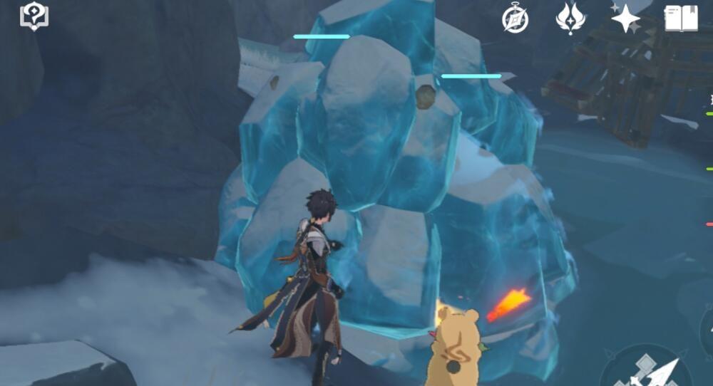 原神山中之物再次解冻所有碎片位置在哪?再次解冻所有碎片任务坐标大全[多图]图片1