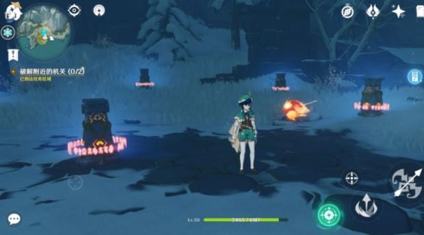 原神雪山的三个仙女是如何协调行动的?雪山仙子行动距离相等攻略[多图]