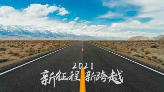 颤音再见2020你好2021图片九宫格素材大全图0