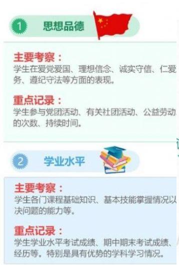 天津市中学生综合素质评价官方最新登录地址入口图1