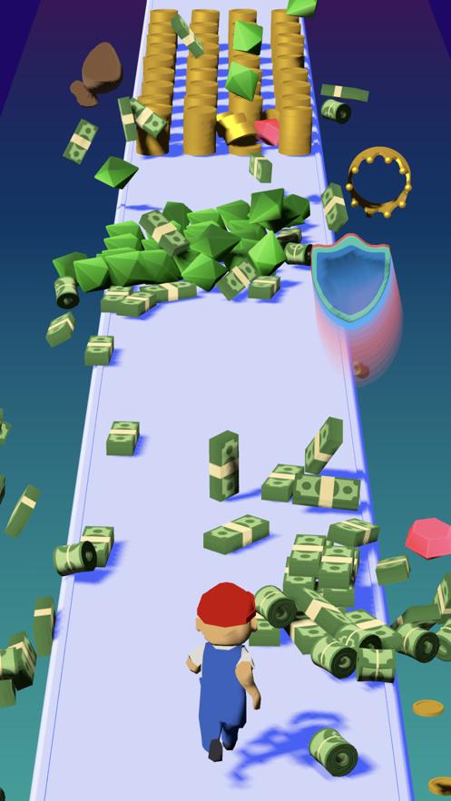 用盾牌保护勇往直前者游戏安卓版图4