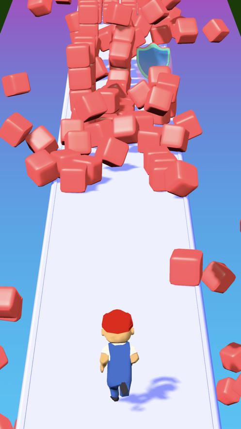 用盾牌保护勇往直前者游戏安卓版图0
