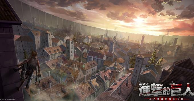 进击的巨人最终版樱花游戏中文版图3
