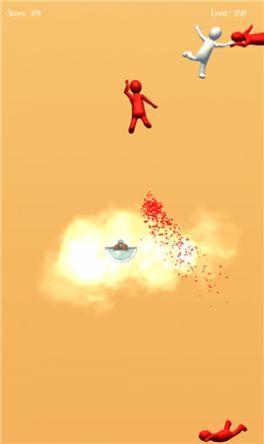 人类空中跌落最新版破解版图2