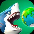 饥饿鲨世界2021最新破解版无限珍珠钻石金币