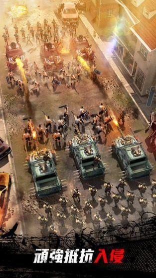 最新官方版铁血装甲王者手游图3