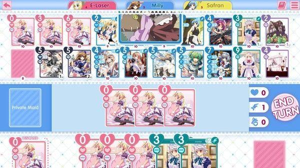 女仆之心steam游戏免费下载汉化手机版(Tanto Cuore)图片1