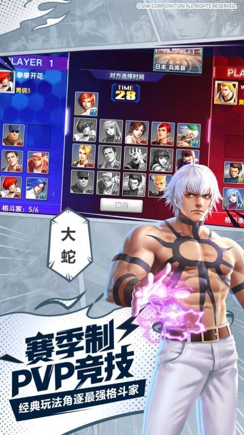 拳魂觉醒次元格斗手机游戏官网安卓版图0