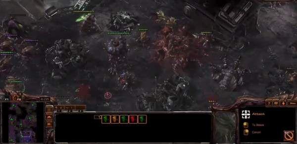 星际争霸Mass  Recall中文官方版游戏图片1