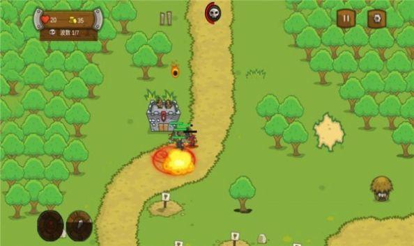 部落城堡守卫战内购破解版下载最新版图片1