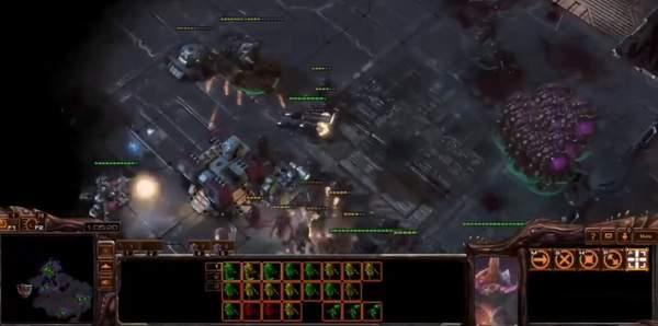 星际争霸Mass Recall中国官方游戏图0