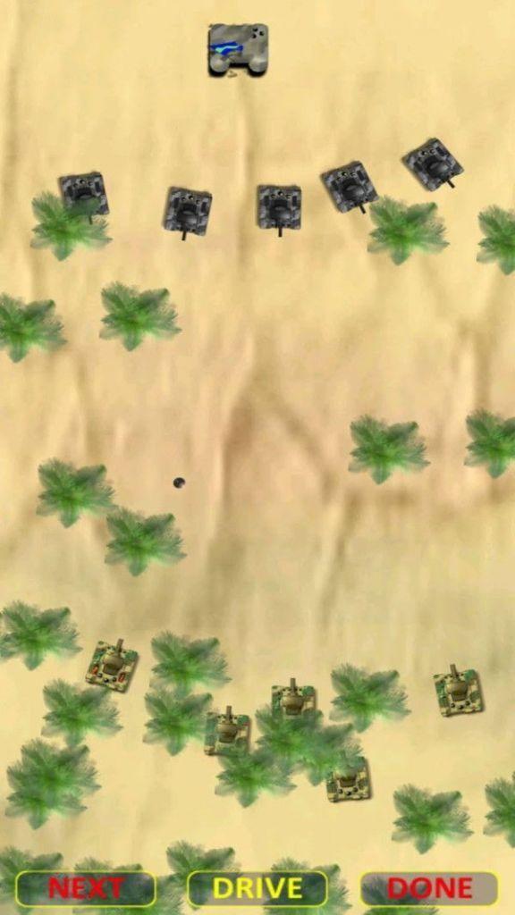 沙漠坦克大战游戏安卓手机版图片1