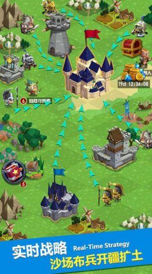 领主战争王城守卫战手游官方安卓版图1