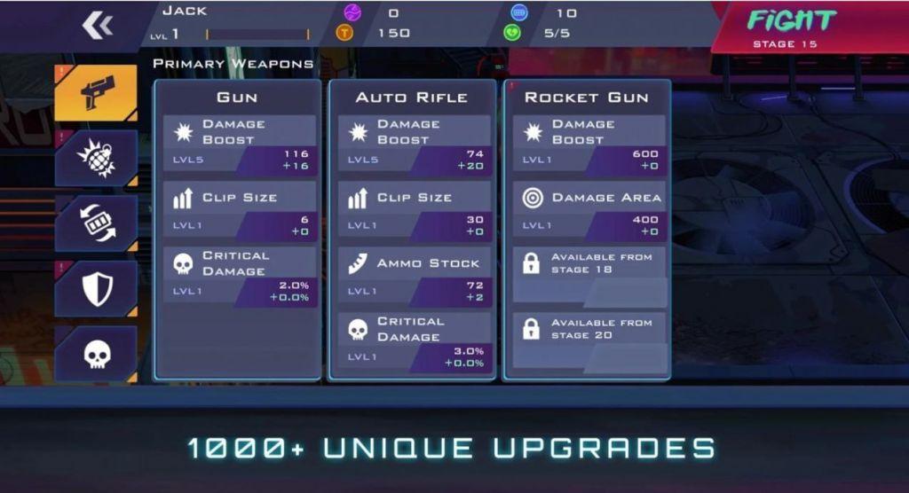 起义赛博朋克游戏安卓中文版图3