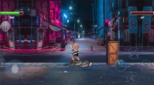 街头战神2021游戏官方手机版图片1