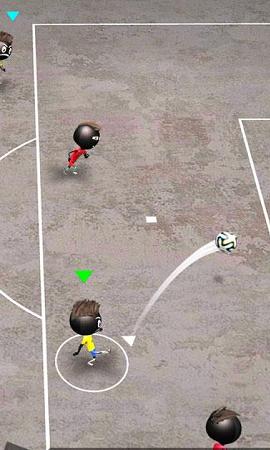 火柴人热血足球游戏官方安卓版图1