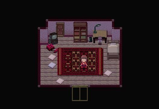 抖音house恐怖像素游戏下载图片1