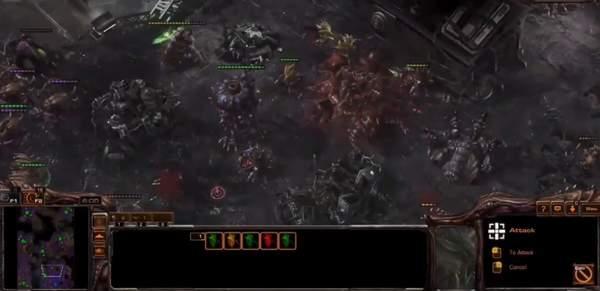 星际争霸Mass Recall中国官方游戏图3