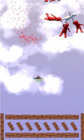 人类空中跌落最新版破解版图0