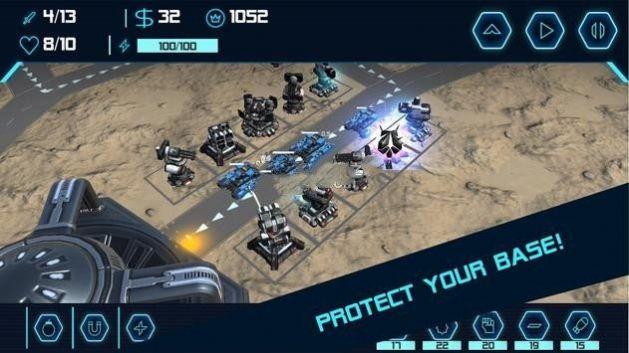 天辉防卫战攻略阵容完整版图0