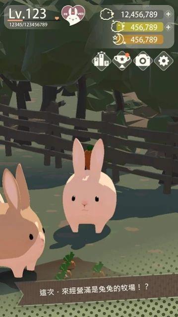 兔子太可爱了2游戏中文汉化破解版图片1