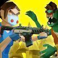 两个家伙与僵尸3D游戏安卓中文版