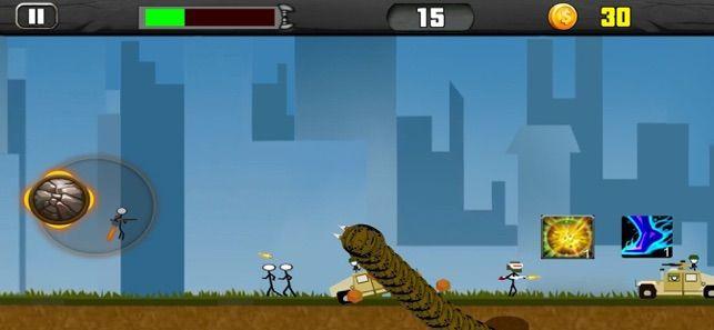 飞行死亡蠕虫游戏中文完整版破解版下载图0