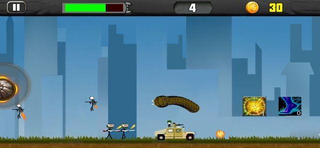 飞行死亡蠕虫游戏中文完整版破解版下载图2