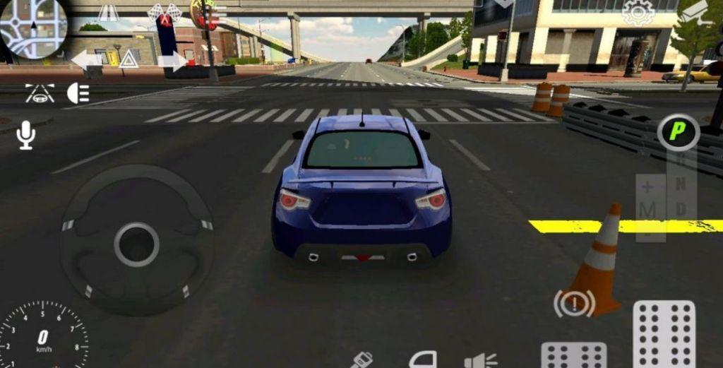 真实手动挡停车场2新版本破解版无限金币图3