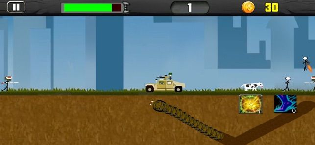 飞行死亡蠕虫游戏中文完整版破解版下载图3