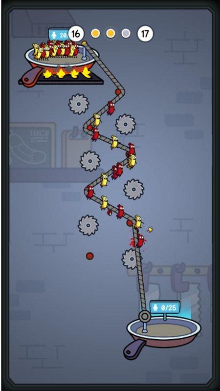 抖音香肠杀小游戏官方版图3
