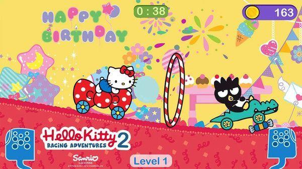 凯蒂猫与美乐蒂的飞行冒险安卓无广告破解版图1