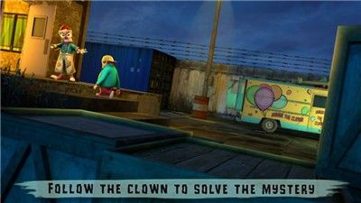 怪人小丑模拟器中文版破解版图片1