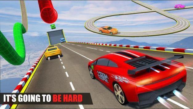 特技坡道车跳游戏安卓版图2