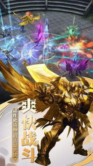 奇迹天使之刃手游官网正式版图片1
